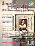 Somerset Home Cover Artist August 2007